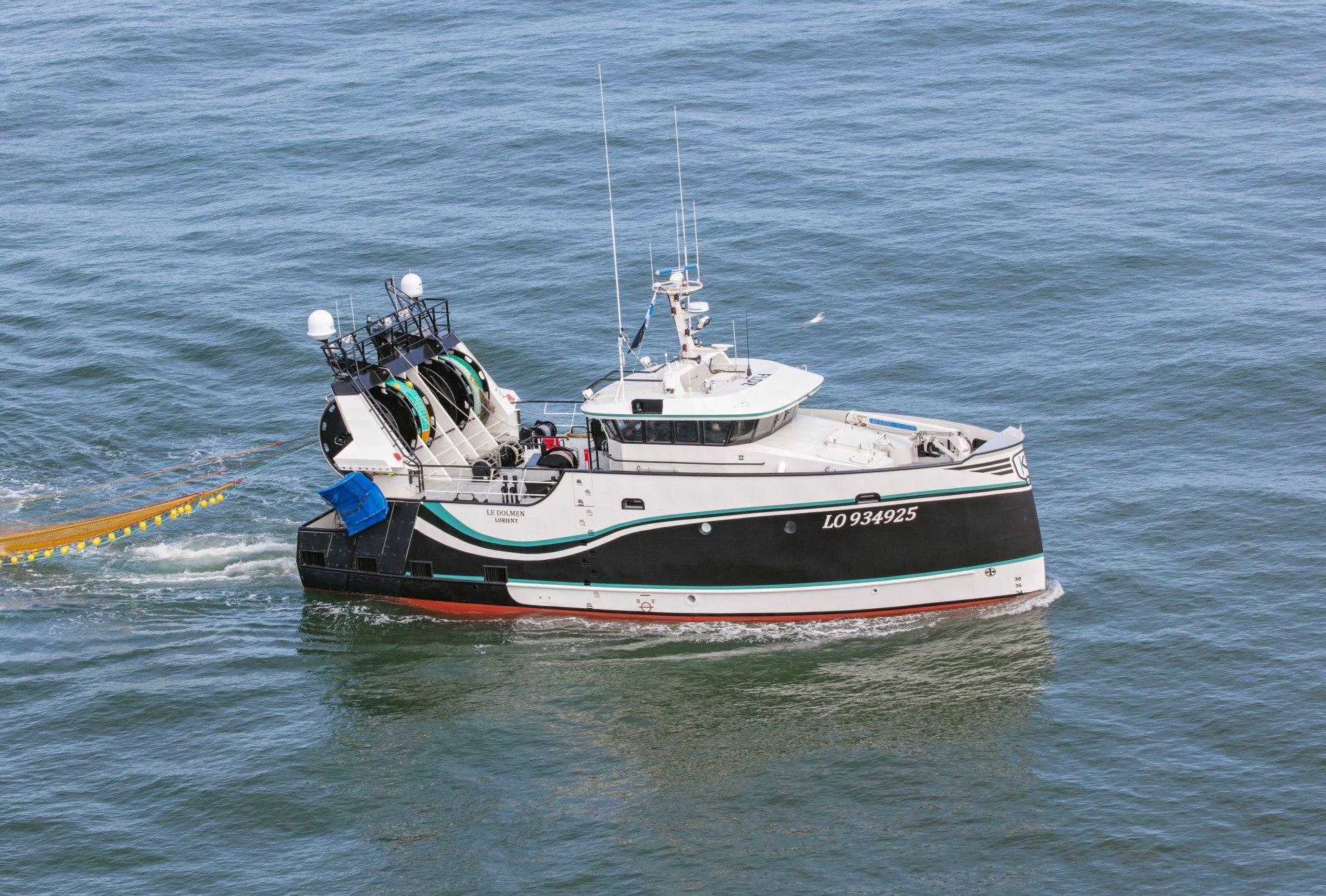 Navires de pêche